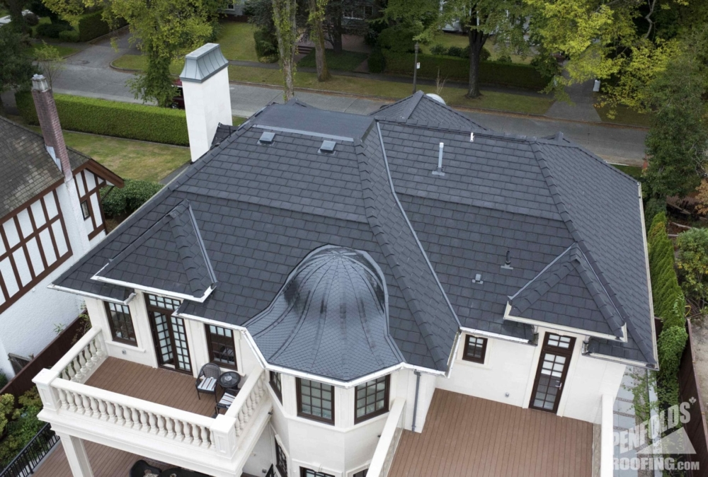 Penfolds Roofing - Eco Roof Heavy Slate - 2