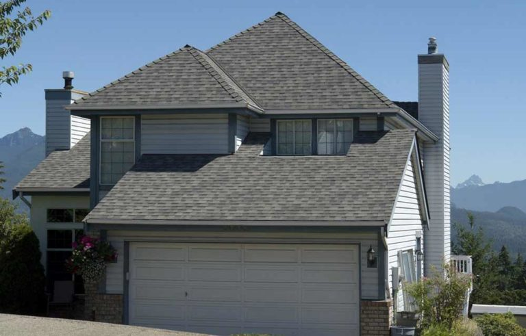 asphat shingles roofing